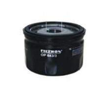 фильтр масла filtron op643/3 альфа opel renault джип
