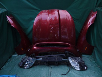 комплектный перед jaguar xk xk8 xkr x100 1996-2000r - фото