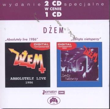 Варенье Absolutely Live CD 1986 доставка товаров из Польши и Allegro на русском