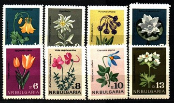 Болгария. Мне 1407-14 ** - Цветы доставка товаров из Польши и Allegro на русском