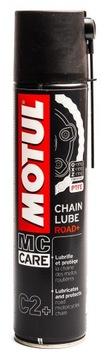 Смазка для цепи мотоциклов MOTUL C2+ тефлон доставка товаров из Польши и Allegro на русском