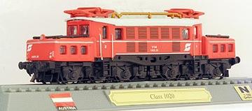 Locomotive Class 1020 - 1/160 N - Дель-Прадо доставка товаров из Польши и Allegro на русском