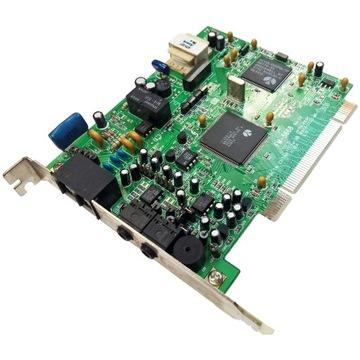 PCI модем 56K ZOLTRIX FM-5668 R2.0 100% ОК VdK доставка товаров из Польши и Allegro на русском