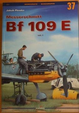 Messerschitt Bf 109 E vol.1 - Kagero доставка товаров из Польши и Allegro на русском