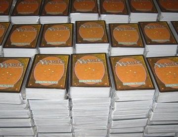 Zestaw Magic The Gathering: 15R+200U+700C+więcej ! доставка товаров из Польши и Allegro на русском