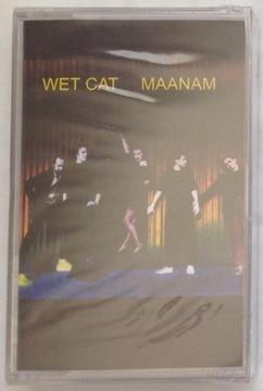 MAANAM - WET-CAT /АУДИО КАССЕТА/ ПЛЕНКА доставка товаров из Польши и Allegro на русском