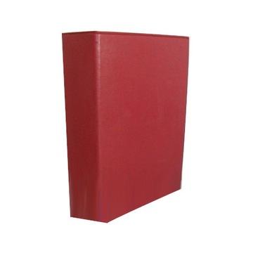 60CD Папка с высокой кожей Бордо + вставки доставка товаров из Польши и Allegro на русском