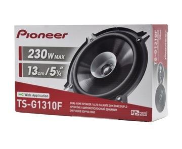 PIONEER TS-G1310F ДИНАМИКИ 2 ШИШКИ 35W-230В 13 см доставка товаров из Польши и Allegro на русском