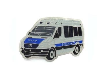 Mercedes-Benz Sprinter Полиция полицейский Автомобиль доставка товаров из Польши и Allegro на русском