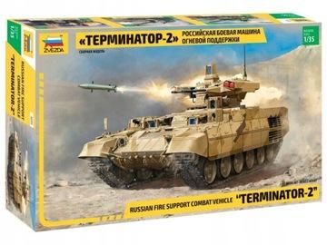BMPT Terminator-2 1:35 - ZVEZDA 3695 доставка товаров из Польши и Allegro на русском