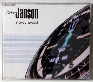 ROBERT JANSON - Nowy Świat - CDS 1999 Varius Manx доставка товаров из Польши и Allegro на русском
