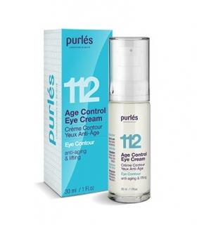 Purles 112 Age control cream Антивозрастной доставка товаров из Польши и Allegro на русском