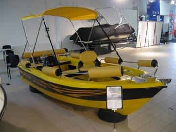Лодка, лодку, лодки для рыбалки гребные 440 доставка товаров из Польши и Allegro на русском