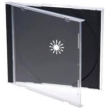 КОРОБКА Jewel CD-1 BLACK Черный 10 штук доставка товаров из Польши и Allegro на русском