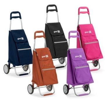 Сумка на колесах тележки Gimi Argo прочная доставка товаров из Польши и Allegro на русском