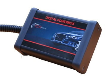 CHIP TUNING BOX 2-KANALOWY VW TOURAN I 1.6 TDI CR