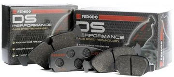 FERODO DSPERFORMANCE TYL BMW 6 E63 E64 630 645 650