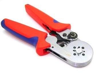 Krimpovací nástroj na dutinky 0,25-10 ERVN10