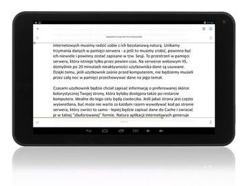 Ebook 7 '' Reader WiFi +633 E-knihy