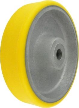 Fi 250 liatinové koleso s polyuretánom 1000 kg snímky