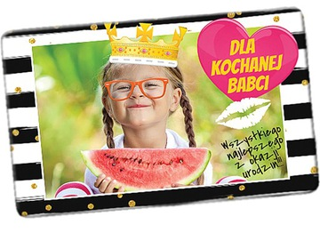 Foto-magnet s fotografiou pre chladničku darček 7x10