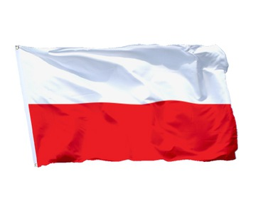 Zástava krajiny Poľsko 150x90 cm Vlajky Polski Poľsko Polen