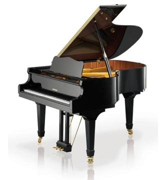 Kabinet Piano W. Hoffmann V-158 - čierny
