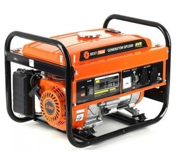 Najlepší generátor GP2200 AVR +