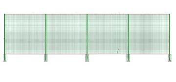 Palchaping Polythatety Mesh Sets 15x4m