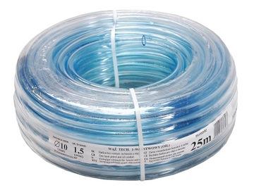 2-vrstvená technická hadica 25m fi 10mm polixový olej