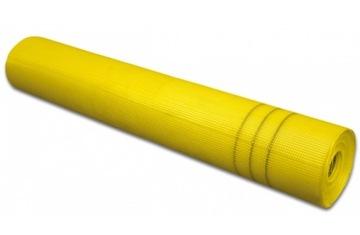 Zapustená fasádna žltá sieťovina - REDNET E160