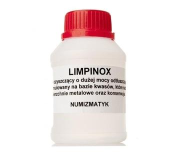 Limpinox Coin Clean Liquid