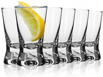 Okuliare pre Vodka Shot X IKS Krosno 25ml 6 kusov