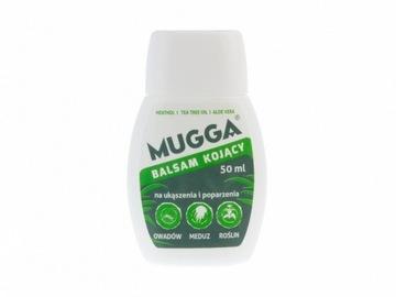 Balsam upokojuje Mugga na uhryznutie a popáleniny 50 m
