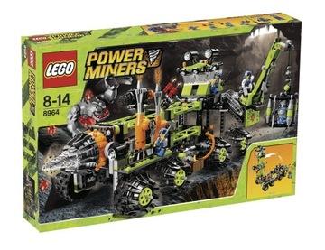 LEGO POWER MINERS 8964 TITÁNOVÝ VRTÁK