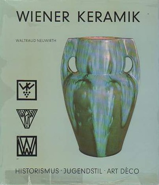 25553 Wiener Keramik: Historismus, Jugendstil, A