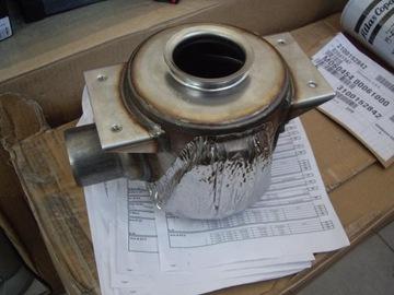 JCB, катализатор DPF DOC 320 / A9074 Donaldson