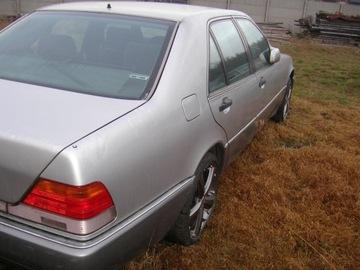 Mercedes Klasa S W140 1992 mercedes w 140 całość lub nie, zdjęcie 3