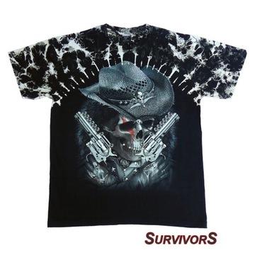 Koszulka świecąca motocyklowa SurvivorS RV95