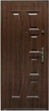 GAJA 90P Дверь входная внешняя с дверной коробкой