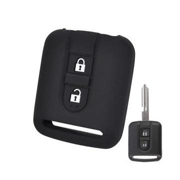 Silikonowa obudowa kluczyka Nissan Micra Navara