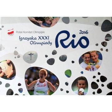 Album Igrzyska XXXI Olimpiady Rio 2016 NOWY