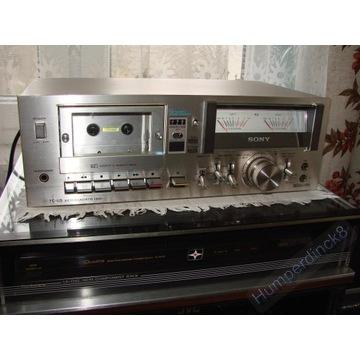 Piękny klasyk Sony TC-U5 Stereo Cassette Deck