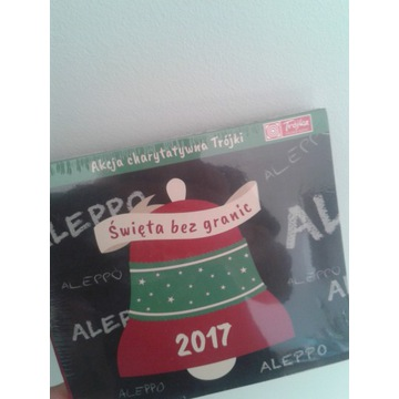 Święta bez granic - 2017 - Aleppo CD promocja!