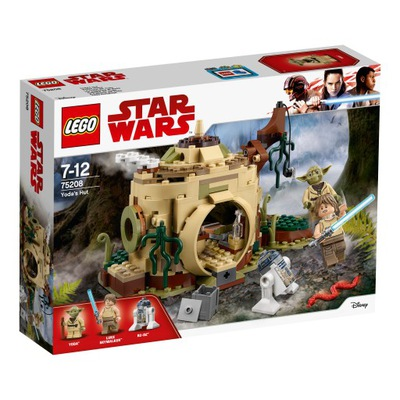 LEGO Star Wars Chata, Yoda 75208