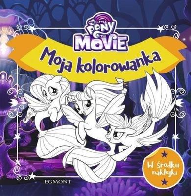 My Little Pony Moja Kolorowanka Agata łabuda 7157896602