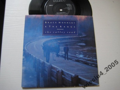 Bruce Hornsby And The Range-The Valley RoadSP/ UK/