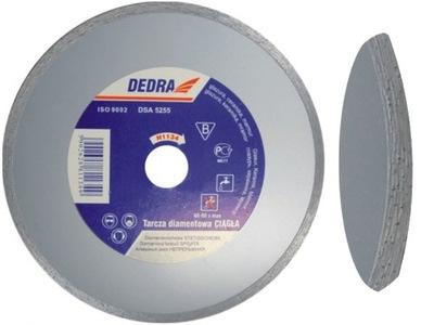 Rezací kotúč - DEDRA Diamantová čepeľ mramorová glazúra 180 x 22,2