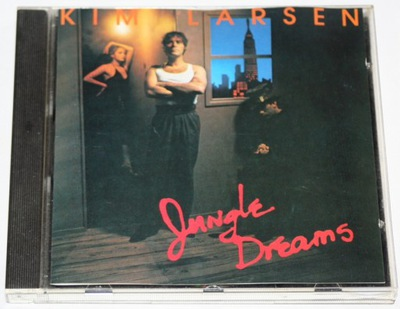 KIM LARSEN - JUNGLE DREAMS - 1989 CBS