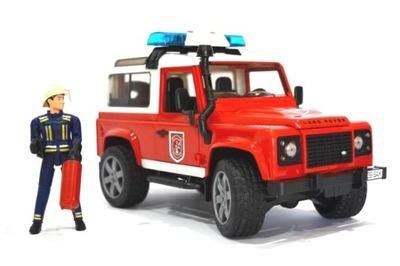 BRUDER 02596 požiarnej Ochrany, ZVUK, OBRÁZOK NOVÉ